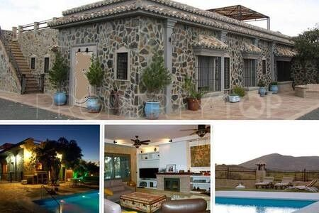For sale Archidona finca with 8 bedrooms | Hansa Realty