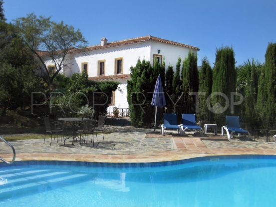 For sale Casarabonela 9 bedrooms hotel | Villas & Fincas