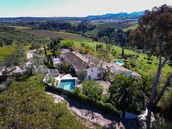For sale cortijo with 8 bedrooms in Ronda | Villas & Fincas