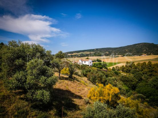 For sale country house with 4 bedrooms in Ronda   Villas & Fincas
