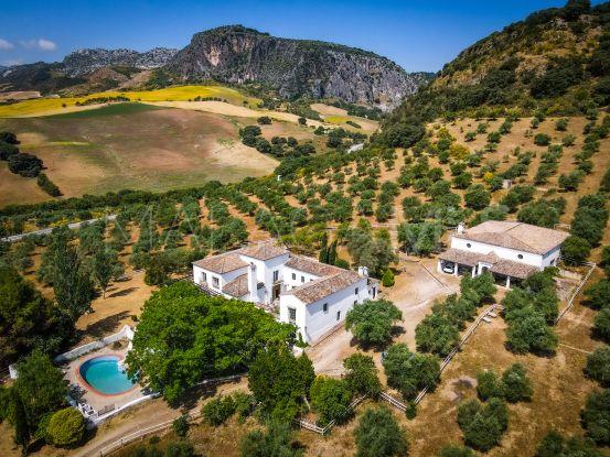 6 bedrooms cortijo in Ronda for sale   Villas & Fincas