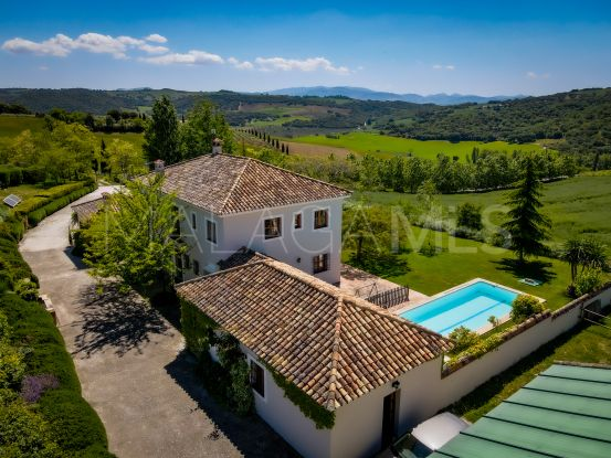 Country house for sale in Ronda   Villas & Fincas