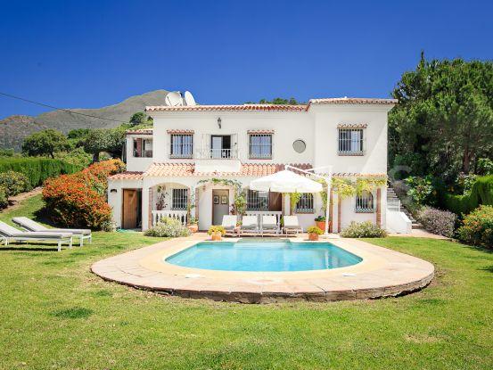 Casares 4 bedrooms country house for sale | Villas & Fincas