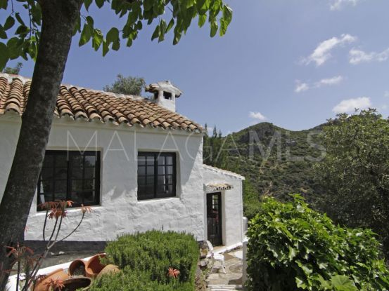 For sale Casares Montaña country house with 8 bedrooms | Inmo Andalucía