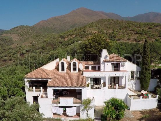 For sale country house in Casares Montaña with 3 bedrooms   Inmo Andalucía