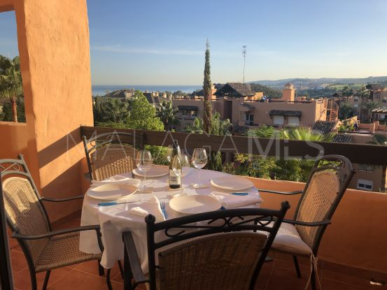 Buy Casares del Sol duplex penthouse | Hamilton Homes Spain