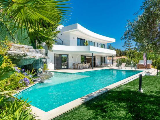 For sale 7 bedrooms villa in Parcelas del Golf, Nueva Andalucia   Andalucía Development