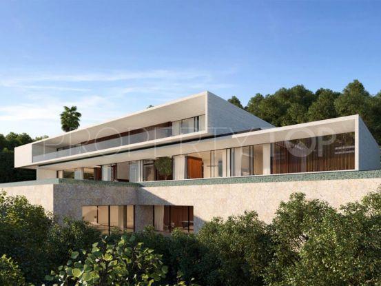 For sale plot in La Zagaleta, Benahavis   Andalucía Development