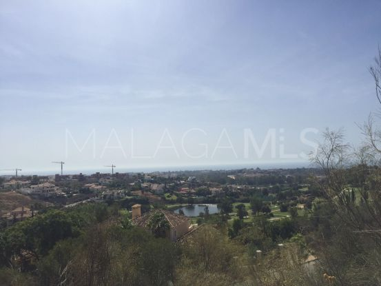 For sale plot in La Alqueria, Benahavis | Nevado Realty Marbella