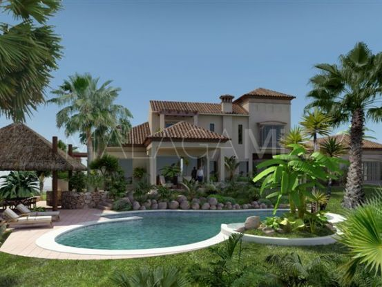 For sale Monte Mayor plot   Nevado Realty Marbella