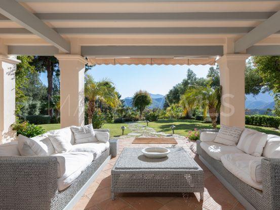 For sale villa with 5 bedrooms in La Zagaleta, Benahavis   Nevado Realty Marbella