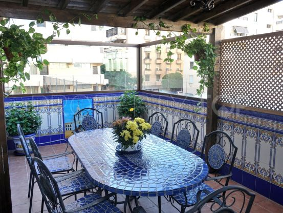 For sale apartment with 4 bedrooms in Marbella Centro   Nevado Realty Marbella