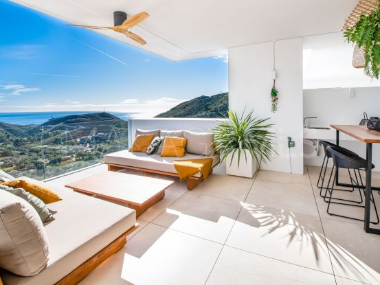 Ground floor apartment for sale in Palo Alto, Ojen   Nevado Realty Marbella