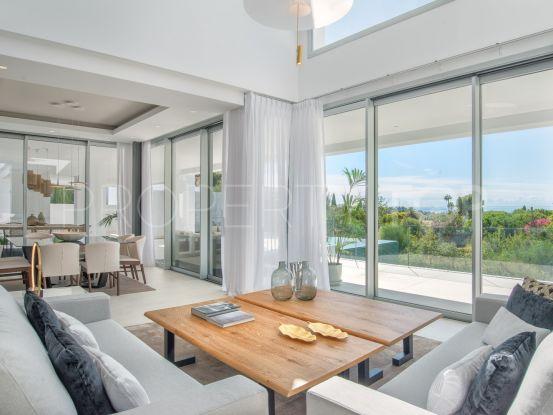 4 bedrooms Mirador del Paraiso villa for sale | Nevado Realty Marbella