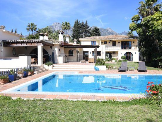 10 bedrooms Rocio de Nagüeles villa for sale | Nevado Realty Marbella