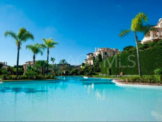 Ground floor apartment in Los Capanes del Golf with 2 bedrooms | Crown Estates Marbella