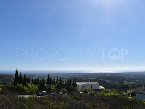 For sale La Reserva plot | John Medina Real Estate