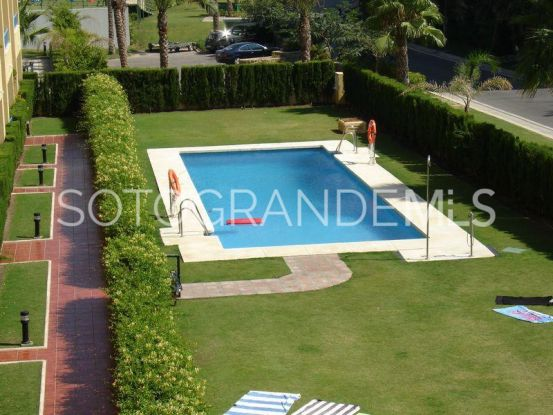 For sale Guadalmarina ground floor apartment | John Medina Real Estate