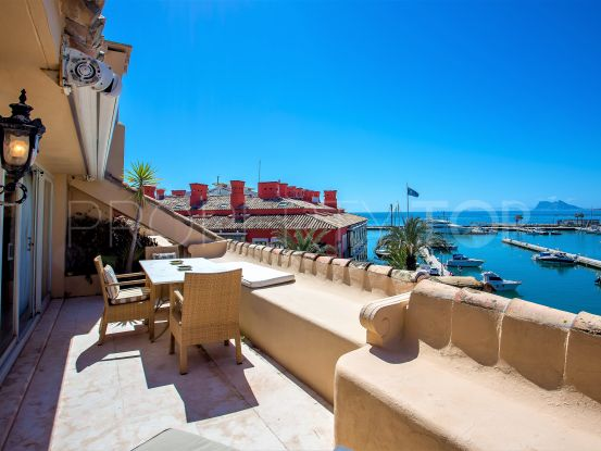 4 bedrooms Sotogrande Puerto Deportivo penthouse for sale | John Medina Real Estate