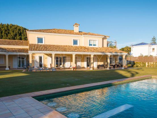For sale villa in Sotogrande Costa   John Medina Real Estate