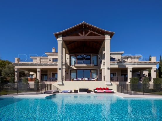Sotogrande Alto 7 bedrooms villa for sale   John Medina Real Estate