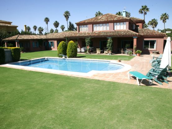 5 bedrooms villa in Sotogrande Costa for sale | John Medina Real Estate
