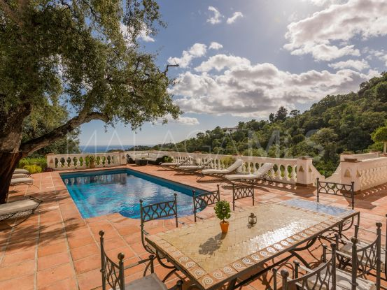 Villa for sale in El Madroñal, Benahavis | DM Properties