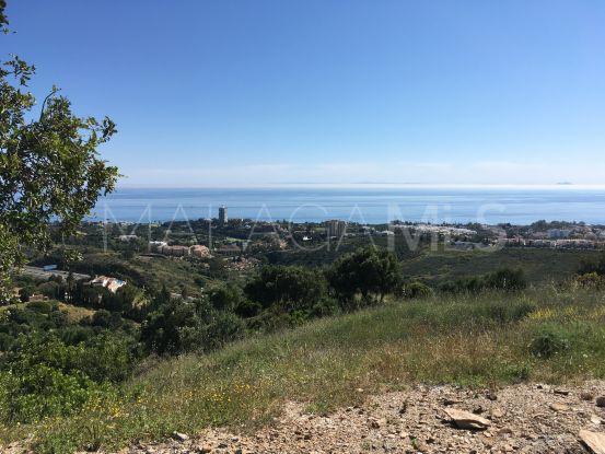 For sale plot in Los Altos de los Monteros | DM Properties