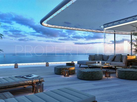 4 bedrooms duplex penthouse for sale in Estepona Playa   DM Properties