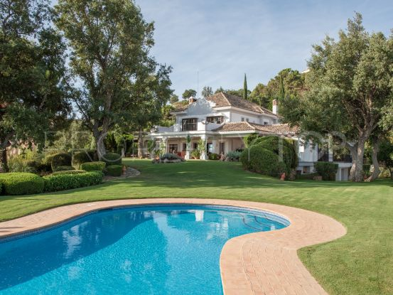 For sale villa in La Zagaleta, Benahavis | DM Properties