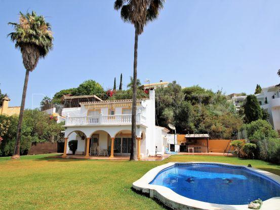 For sale 4 bedrooms villa in El Rosario, Marbella East   DM Properties