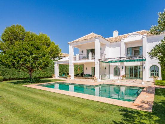 For sale villa with 4 bedrooms in Finca Cortesin, Casares | DM Properties