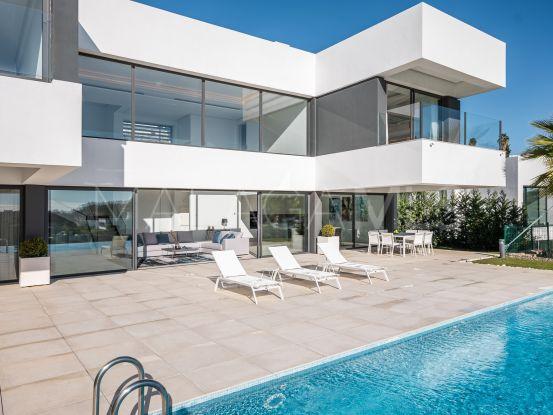 For sale 4 bedrooms villa in La Alqueria, Benahavis | DM Properties