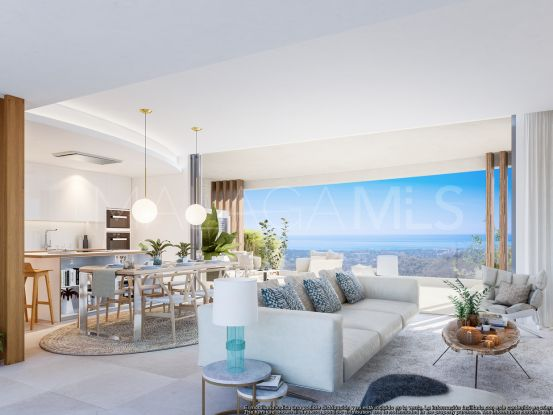 Apartamento planta baja en venta en Real de La Quinta, Benahavis   DM Properties