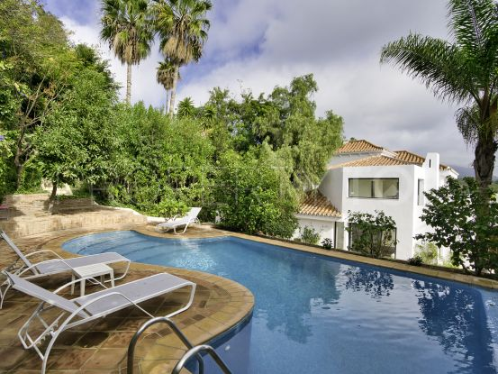 Las Lomas de Nueva Andalucia villa for sale   DM Properties