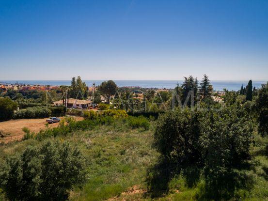 For sale plot in Cascada de Camojan, Marbella Golden Mile | DM Properties