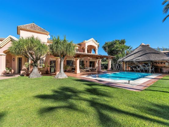 For sale villa in Nueva Andalucia with 4 bedrooms   DM Properties