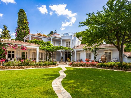 Marbella Golden Mile, villa   DM Properties