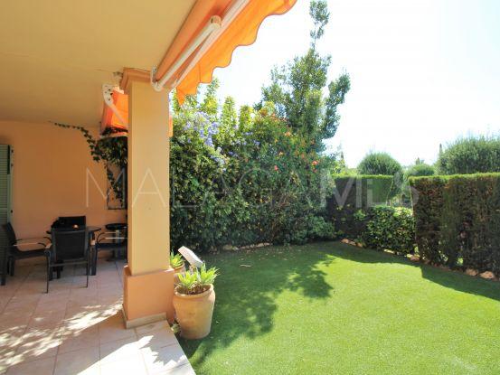 Ground floor apartment for sale in Los Flamingos, Benahavis | DM Properties