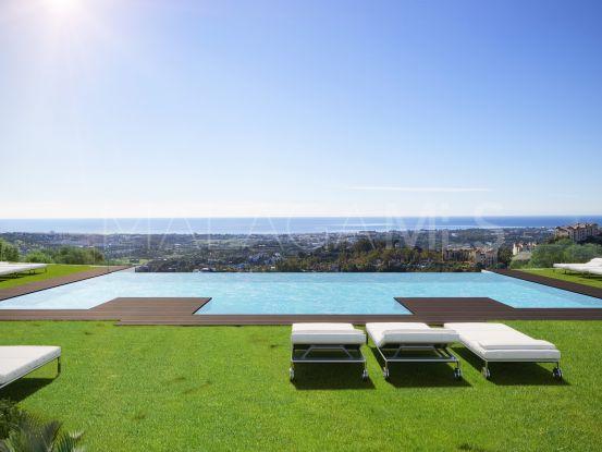 Atico duplex en venta de 3 dormitorios en Las Colinas de Marbella, Benahavis | DM Properties