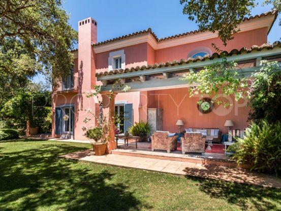 Villa with 4 bedrooms for sale in Los Altos de Valderrama, Sotogrande   Peninsula Properties