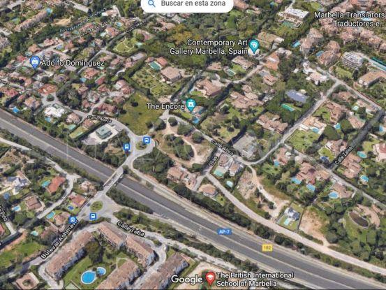 Plot for sale in Rocio de Nagüeles, Marbella Golden Mile | Atrium