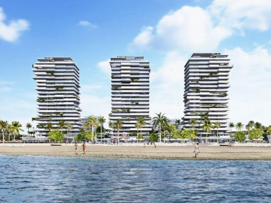 Malaga 4 bedrooms penthouse for sale | Atrium