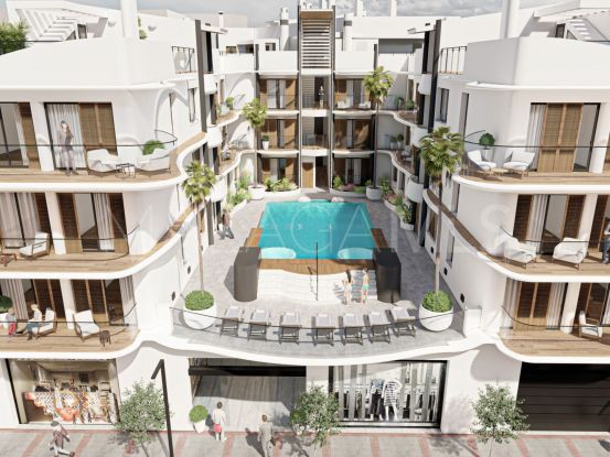 2 bedrooms penthouse for sale in Estepona Playa | Atrium