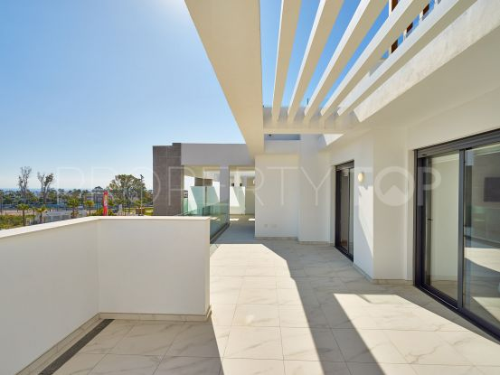For sale 3 bedrooms penthouse in Estepona   Atrium