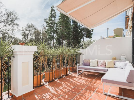 Marbella Golden Mile town house for sale | Atrium