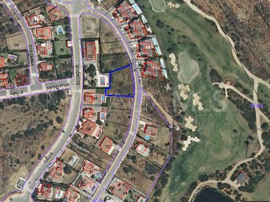 Plot for sale in Valle Romano | Atrium