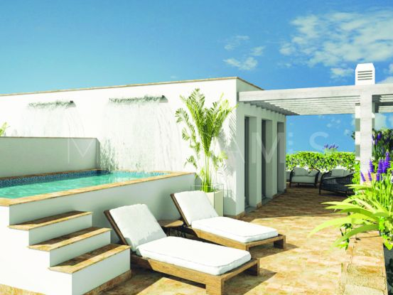 Buy Los Boliches town house with 4 bedrooms   Atrium