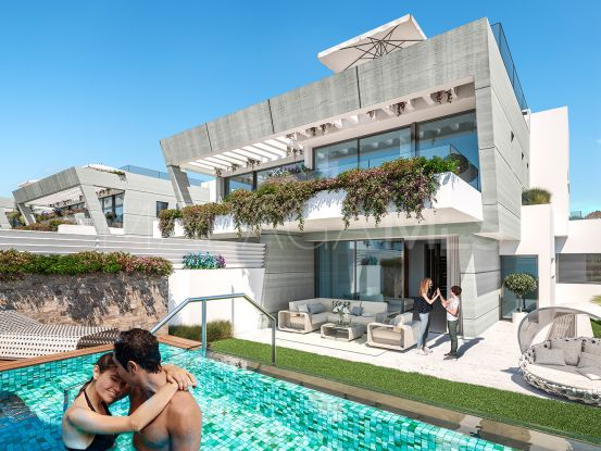 Semi detached house for sale in Marbella - Puerto Banus with 3 bedrooms | Atrium