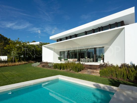 Buy 5 bedrooms villa in La Reserva de Alcuzcuz, Benahavis | Quartiers Estates